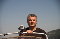 the captain of our boat