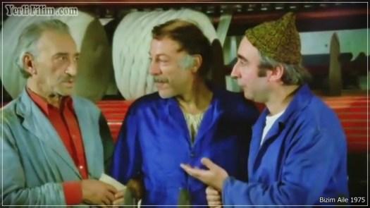 Bizim Aile ,1975,Şener Şen,Adile Naşit,Münir Özkul,