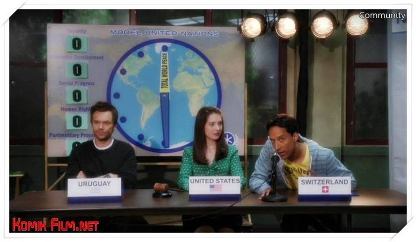 Community, 2009,Joel McHale,Gillian Jacobs,Danny Pudi,Yvette Nicole Brown,Alison Brie,Ken Jeong,Donald Glover,Chevy Chase,Jim Rash,ABD, Jeff Winger,Britta Perry,Abed Nadir,Shirley Bennett,Annie Edison