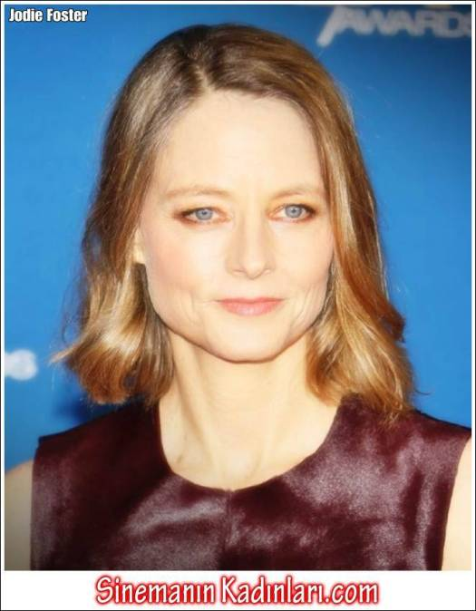 Jodie Foster,Alicia Christian Foster,Taxi Driver,The Accused,The Silence of the Lambs,Nell, Orange Is the New Black,Bugsy Malone,The Baby Dance,Contact,The Brave One,Carnage,Herself,Five Corners,Flightplan,Panic Room,