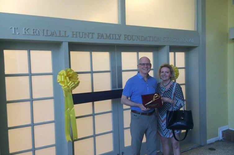 T. Kendall Hunt Study Room Project