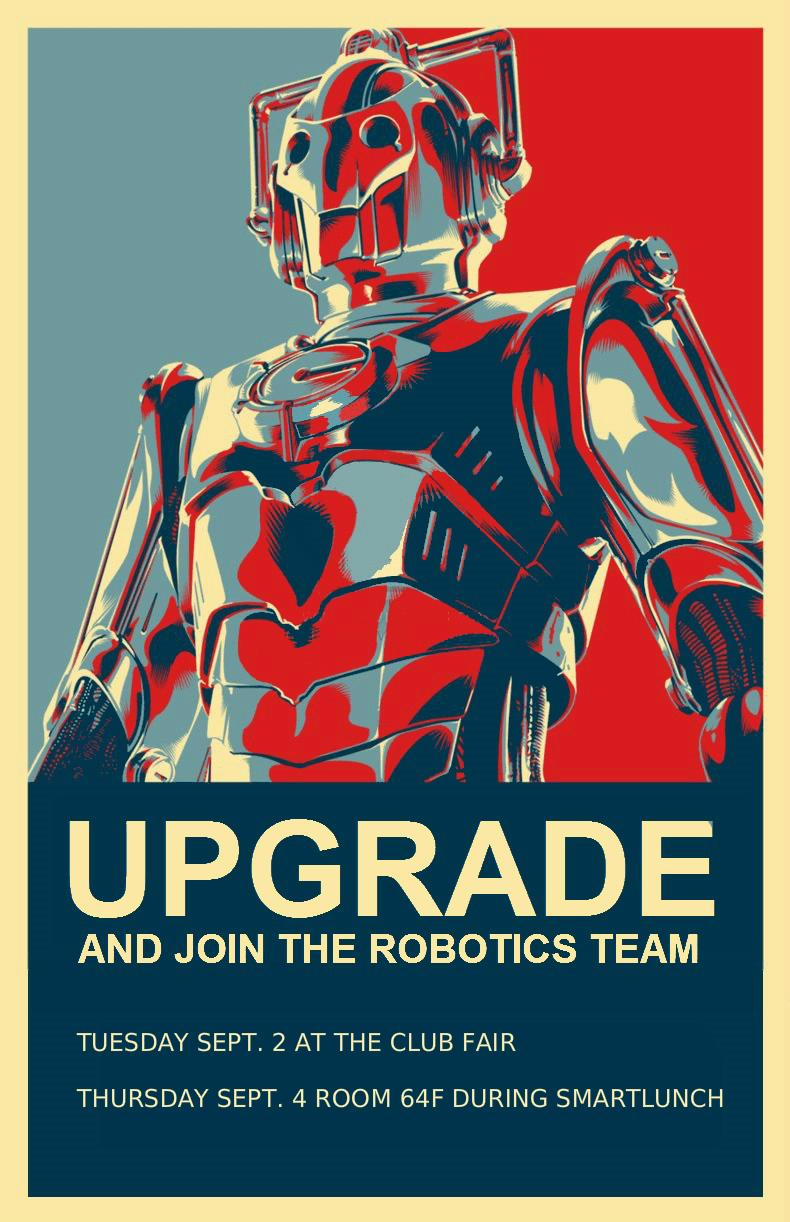 Posters For The 20142015 Season!  6121 Ftc Robotics