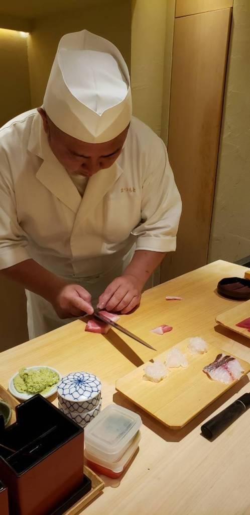 sushi matsumoto with Japan Royal Service5