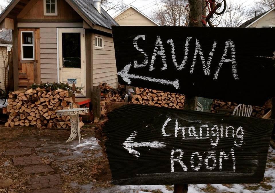 Sauna flow