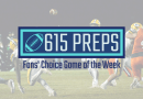 Fans' Choice Game voting now open for Week 7
