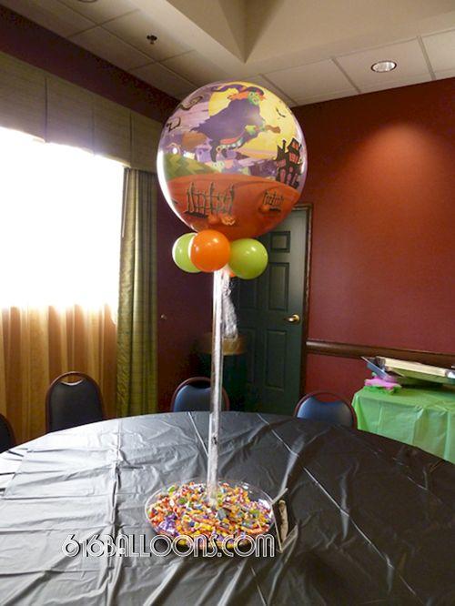 Halloween balloons balloon art decor