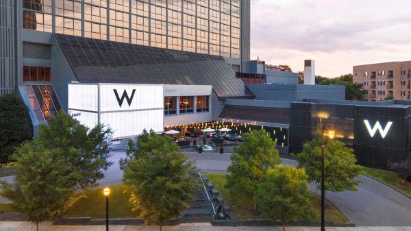 Hotels High Museum Of Art Atlanta Midtown