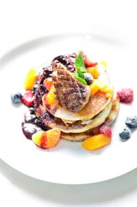 The kitchen table - Menu | GOOD DAY, MY BRUNCH BAE!