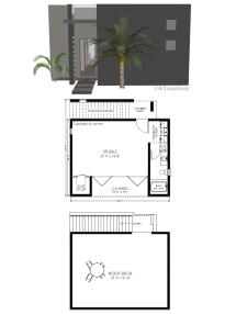 Modern Guest House Floor Plans