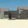 Courtyard60 Luxury Modern House Plan 61custom
