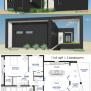 Small House Plans 61custom Contemporary Modern House