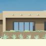 Contemporary Adobe House Plan 61custom Contemporary