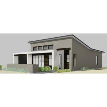 Casita Plan Small Modern House