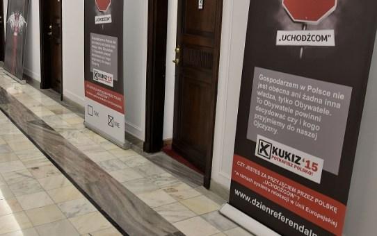 Co posłowie Kukiz'15 zrobili dotychczas ?