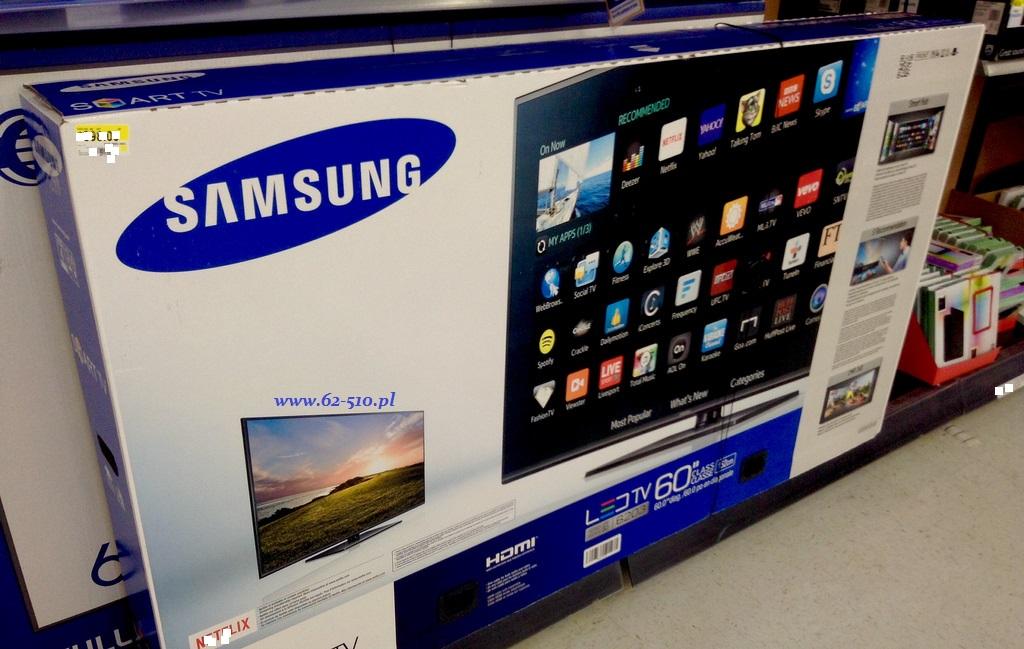 Smart TV Samsunga jak pluskwa. CIA nasłuchuje