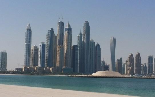 W Emiratach ruszy pierwszy na świecie Pociąg Próżniowy - 1200 km/h