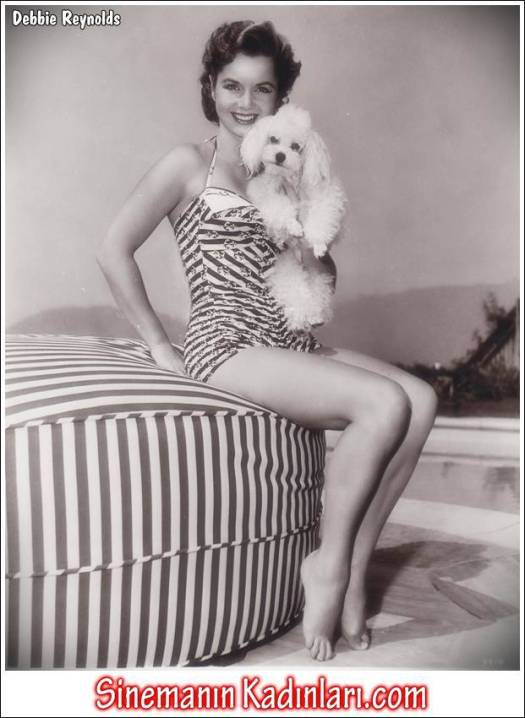 Debbie Reynolds,Mary Frances Reynolds, 1932,Singin' in the Rain, Two Weeks With Love,Aba Daba Honeymoon,Hollywood,Debbie Reynolds