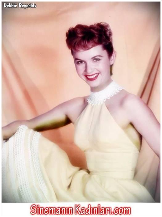 Debbie Reynolds,Mary Frances Reynolds, 1932,Singin' in the Rain, Two Weeks With Love,Aba Daba Honeymoon,Hollywood,Debbie Reynolds