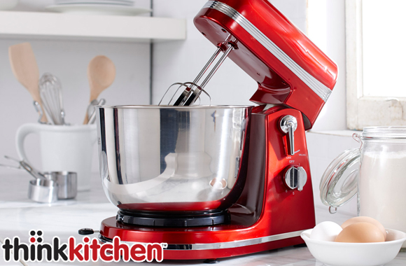 Think Kitchen Promix Stand Mixer  60 off offered on