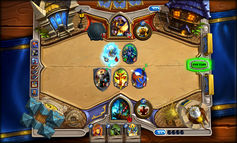 Hearthstone, an electronic card game that is based on World of Warcraft. colonyofgamers/flickr, CC BY-NC