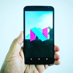 Android N is coming soon. Sham Hardy/Flickr, CC BY-SA