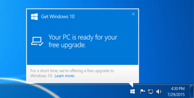 Windows 10 : It might look free, but you pay for it in other ways tegory%% count(alt)%