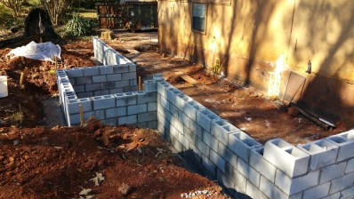 New block for back addition