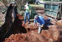 And more digging