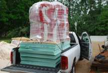 Rigid insulation for Basement walls & more sound insulation
