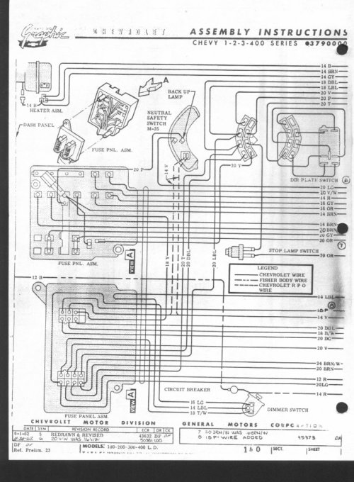 small resolution of 63 nova wiring harness 22 wiring diagram images wiring 63 nova steering column wiring diagram 1964