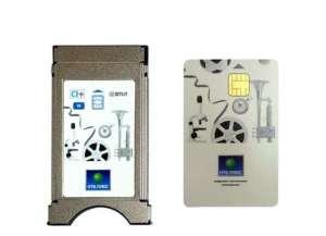 Модуль условного доступа (кам модуль) НТВ+ Для телевизоров со встроенным спутниковым ресивером
