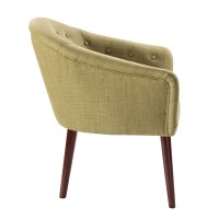 Madison Park Camilla Barrel Back Accent Chair