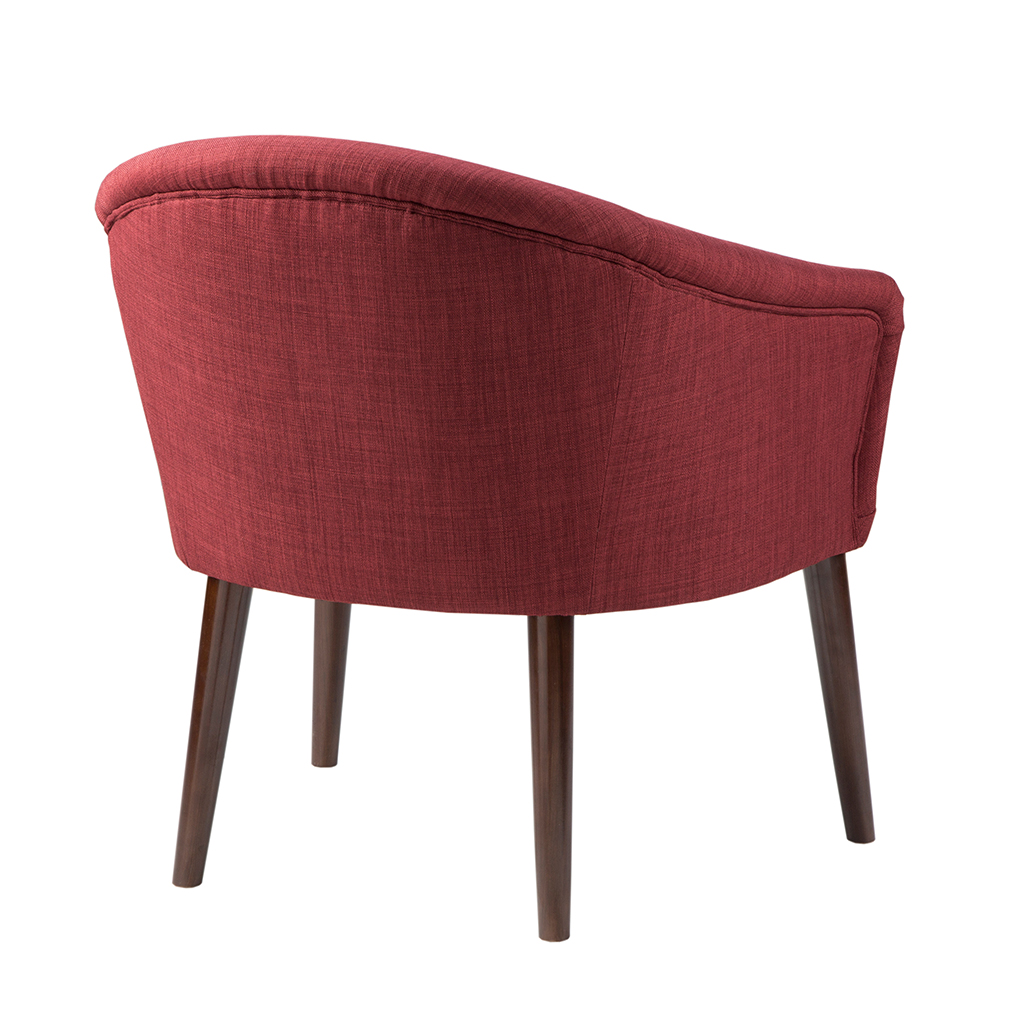 barrel accent chair wheelchair easy madison park camilla back
