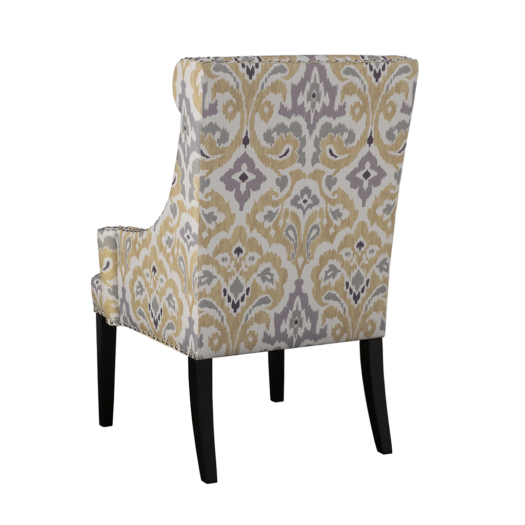 high back wing chairs best cheap desk chair madison park marcel ebay