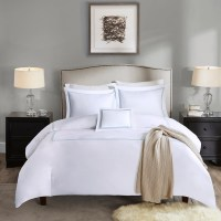 Madison Park Signature Luxury Collection Duvet Cover Set