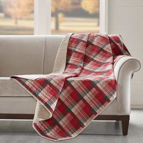 Woolrich Quilted Throws