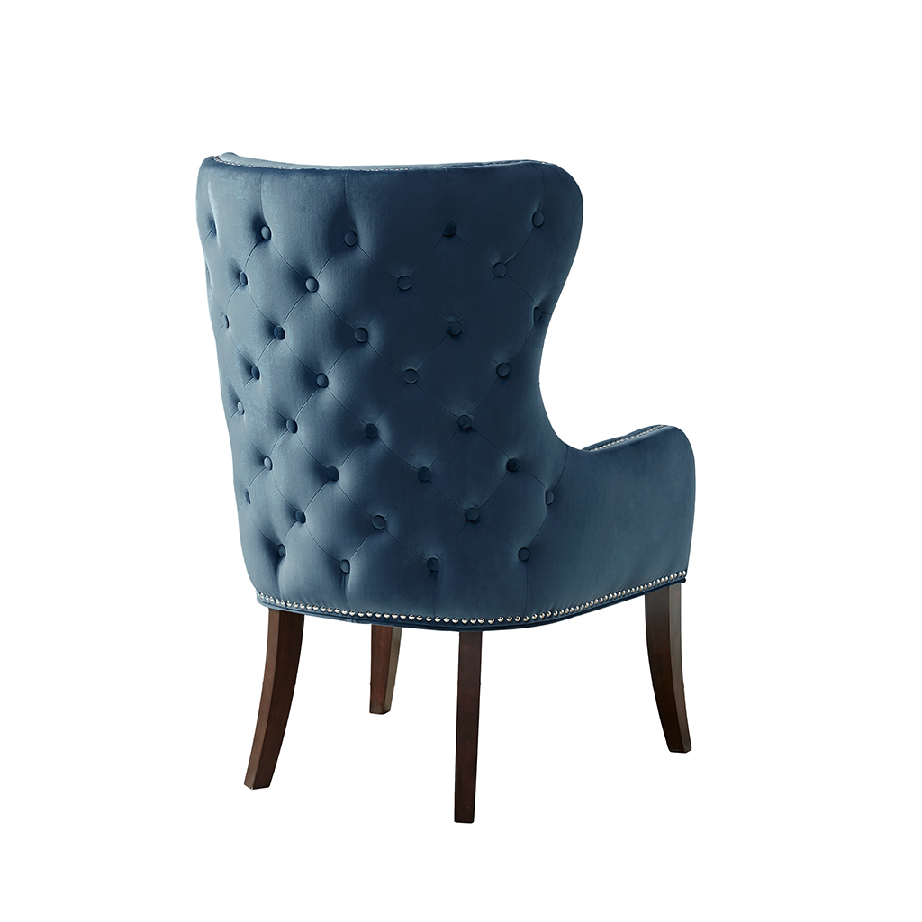 tufted accent chairs what is a chairperson madison park hancock button back chair