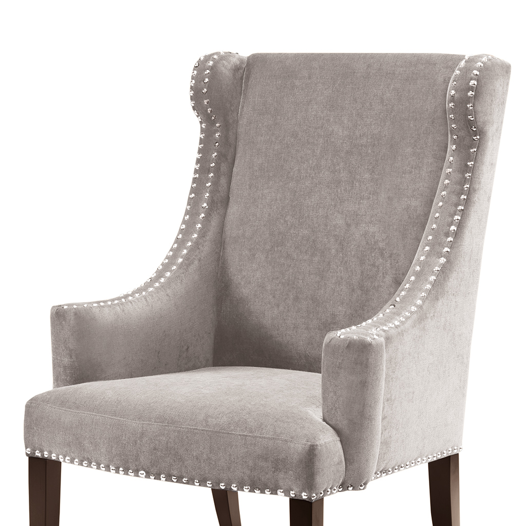 high back wing chairs chair design living room madison park marcel ebay