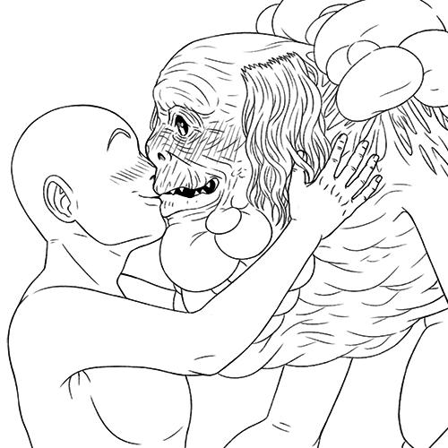 Hope you like monster men.