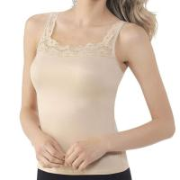 Women's Microfiber Camisole. Vassarette microfiber camisole is cool, comfortable and layers perfectly under yo ur clothes. The soft, stretch lace along the neckline is great for a more modest look under your low neckline tops. Tue,  29 Jun 2021 04:49:06 +0400