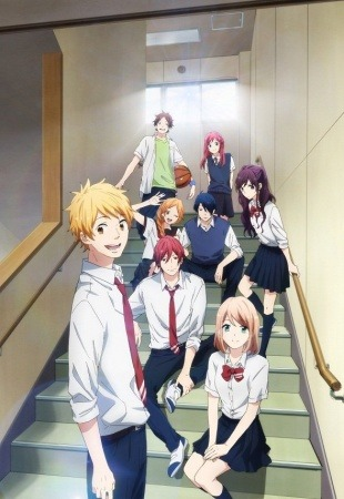 Anime Genre Romance Comedy : anime, genre, romance, comedy, RedEagleEX's, Quick, Anime, Reviews, Anime:, Nijiiro, (Rainbow, Days), Genre:, Comedy,...
