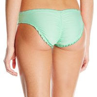 Women's Cosita Buena Ruched-Back Bikini Bottom. This bottom is so pretty and can go with any top. Also covers  enough on the rear as well. Mon, 02 Nov 2020 19:12:27 +0400