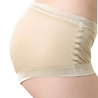 Women's Panty Closely Woven New Silk Hot Melt Lace Boyshorts. 100% natural silk is one of the best materials f or lingerie, supersoft,more absorption and breathability,to bring your skin feeling very comfortable and take care of yo ur body. Elastic lace up or down to protect privacy, but looks very sexy, thin and smooth,particularly suitable for wear ing tights and skirt without a trace. Wed, 26 May 2021 19:12:57 +0400