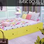 Pixeldreamworld Basic Double Bed Mesh Frame Only I Said I Would