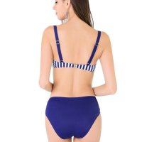 high-quality material and comfortable swimsuit with 100% material object photography and best services.The bikini features is two piece stripe bathing suit with adjustable shoulder straps, an anchor in the front, unique style, create a illusion for stunning curves.This summer, think all things feminine, delicate and beautiful. Thu, 10 Jun 2021 14:24:30 +0400
