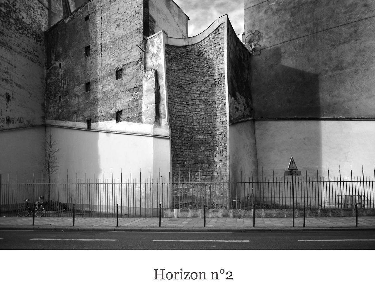 les murs l horizon