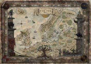fantasy map on Tumblr