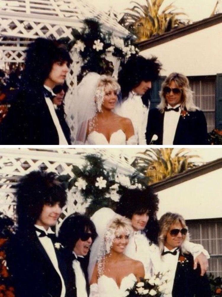 Tommy Lee And Heather Locklear Wedding Photos : tommy, heather, locklear, wedding, photos, Tommy, Heather, Locklear