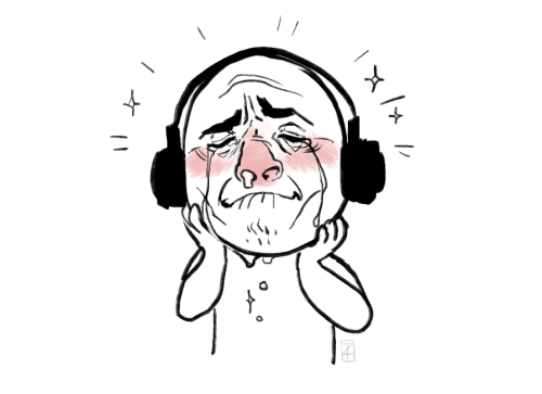 when you finally find some good new music after...