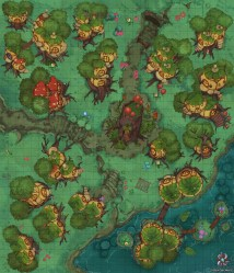 Dr Mapzo: Free Battle Maps for Dungeons & Dragons Hey everyone! I ve a new village battle map for